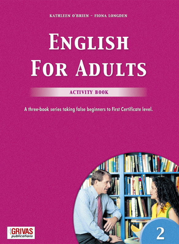 English for Adults Activity Book