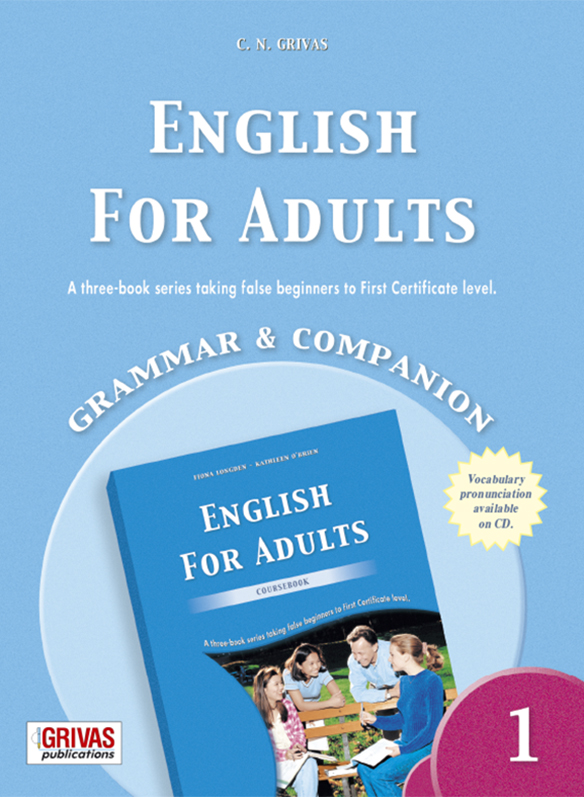 English for Adults Grammar & Companion
