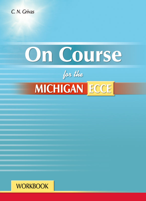 On Course for the Michigan ECCE (Workbook)
