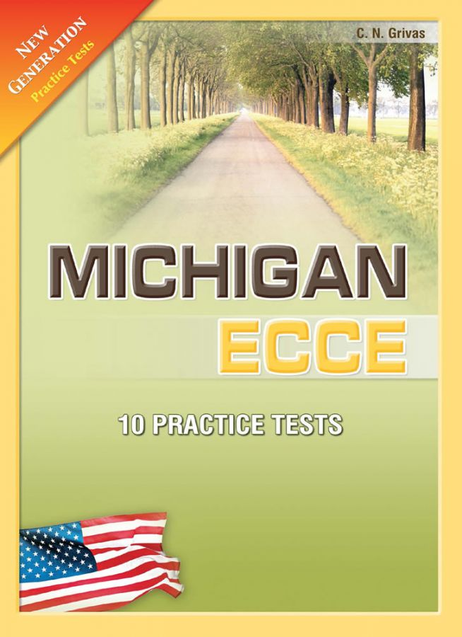 New Generation 10 Practice Tests for ECCE