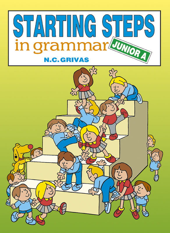 Starting Steps in Grammar Junior A