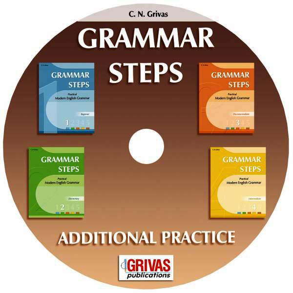 Grammar Steps 1-4 CD