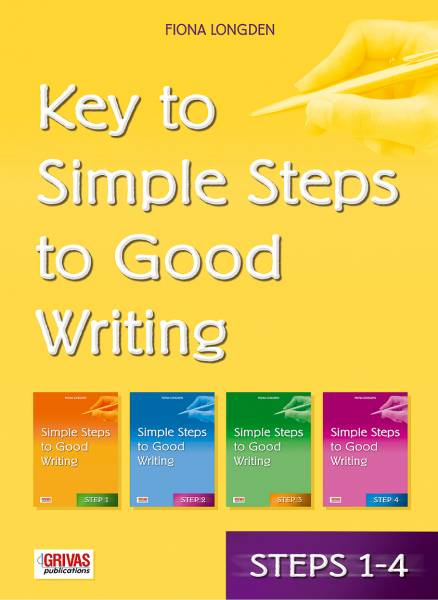 Key to Simple Steps to Good Writing