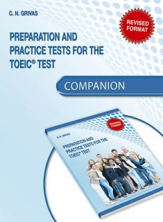 Preparation and Practice Tests for the TOEIC<sup>®</sup> Test (REVISED FORMAT)