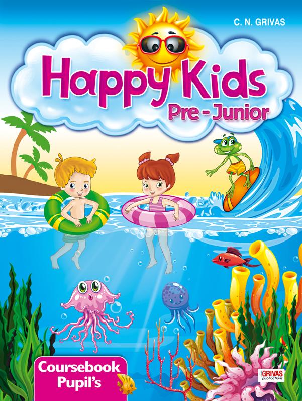 Happy Kids Pre – Junior