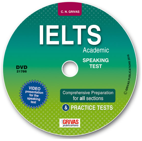 IELTS CD-DVD