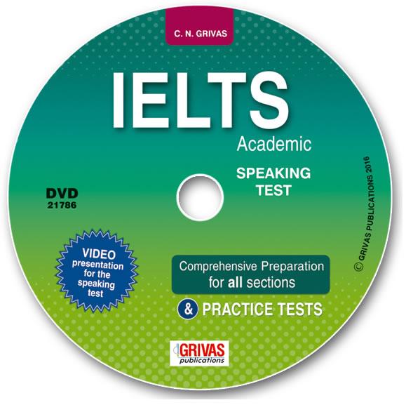 IELTS CD-DVD