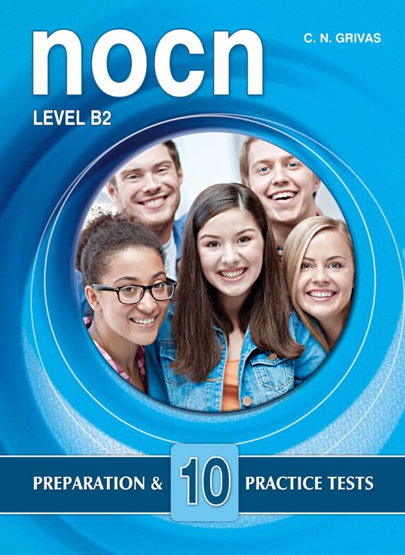 Preparation & 10 Practice Tests for NOCN Level B2